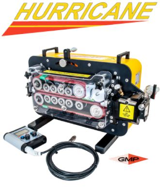 GMP Hurricane Cable Blowing Machine